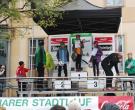 Elyn Radtke (Platz 1) und Joline Volland (Platz 3) - beide Altersklasse 9 Mädchen